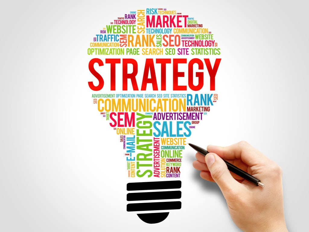 strategy planning digital marketing and website design